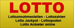 Lottoannahmestellen Verzeichnis & Online Lotto spielen
